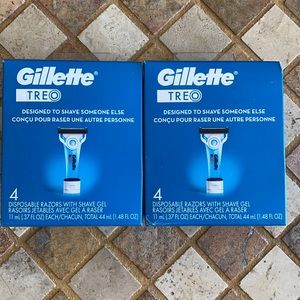 2 for 20$/ GILLETTE TREO😍🔥😍🔥